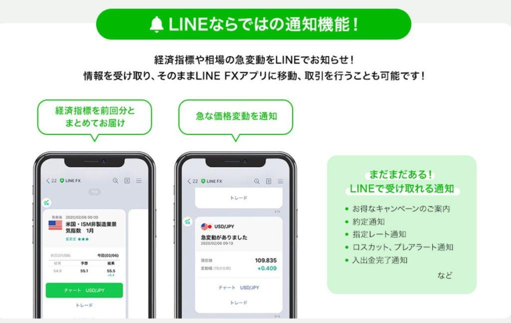 LINE証券 FX:スマホ