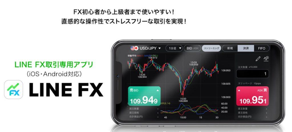 LINE証券 FX:
